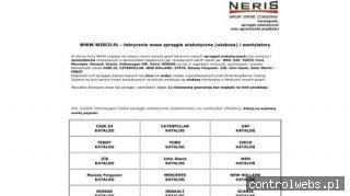 WISCO.PL - fabrycznie nowe sprzęgła wiskotyczne i wentylatory