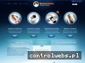 Screenshot strony www.rocketmedia.pl