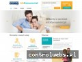 Screenshot strony www.infokonsument.pl