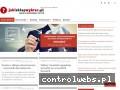 Screenshot strony jakisklepwybrac.pl