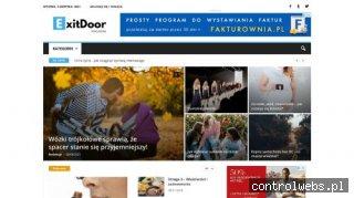 Exitdoor Magazine Portal Poradnikowy