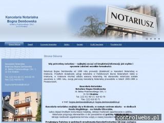 KANCELARIA NOTARIALNA notariusz kraków