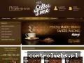 Screenshot strony coffeetime.sklep.pl