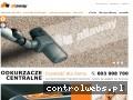 Screenshot strony allawaypolska.pl