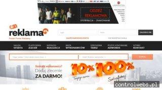 reklama.pl - baza przetargów dla firm reklamowych