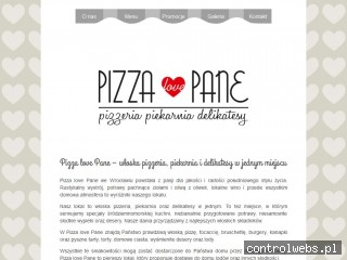 PIZZA LOVE PANNE pizza wrocław