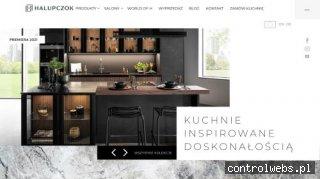 Meble Halupczok: kuchnie i wnętrza