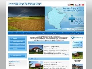 Noclegi Podkarpacie - Bieszczady