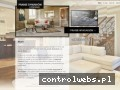 Screenshot strony czyszczeniedywanow-warszawa.pl