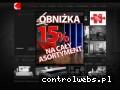 Screenshot strony www.studiomebli-ka.pl