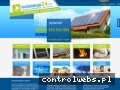 Screenshot strony www.instalacje24.com