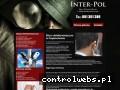 Screenshot strony www.detektywochrona.czest.pl