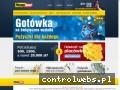 Screenshot strony www.moneynow.pl