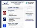 Screenshot strony www.netia-poznan.pl