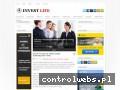 Screenshot strony investlife.pl