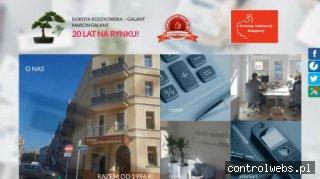 DOROTA ROSZKOWSKA-GALANT usługi księgowe szczecin