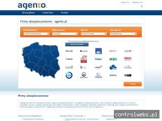 agento.pl - Katalog firm ubezpieczeniowych.