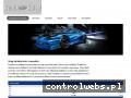 Screenshot strony www.wenus-kat.pl