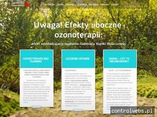 Fundacja-ozonoterapii.org - leczenie ozonem w Warszawie