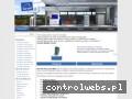 Screenshot strony www.bud-went.com.pl
