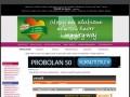 Screenshot strony www.wynikilive.pl