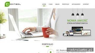 Projektowanie stron, pozycjonowanie, hosting