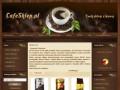 Screenshot strony www.cafesklep.pl