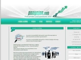 Pozycjon.net - Profesjonalne pozycjonowanie stron www