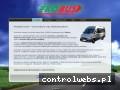 Screenshot strony ekobus.pl