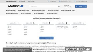 Meble warsztatowe - e-Regaly.pl
