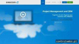 Orbizer - zarządzanie projektami