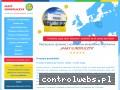 Screenshot strony www.malyeuropejczyk.com.pl