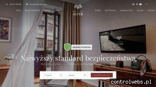 Pięciogwiazdkowy hotel w Lublinie.