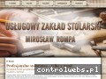 Rompa Mirosław meble pokojowe pomorskie