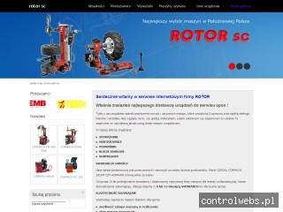 Wyważarki uniwersalne oferuje rotor.biz.pl