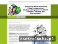 Screenshot strony wawa-przeprowadzki.com.pl