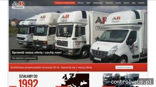 Dobra firma transportowa Szczecin