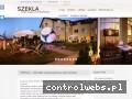 Screenshot strony szekla-grzybowo.pl