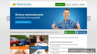 Odszkodowanie Łódź Skuteczna pomoc w uzyskaniu odszkodowania