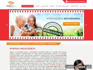 FotoBarwa.pl wygodne wywoływanie zdjęć