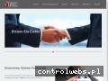 Screenshot strony www.biznes-partnerski.pl