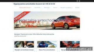 Samochód zastępczy Gdańsk