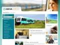 Screenshot strony www.arrivapcc.pl