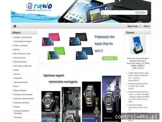 Rawo.pl - akcesoria, baterie, zasilacze, etui, gps
