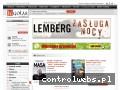 Screenshot strony www.legolas.pl
