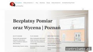 Moskitiery Poznań