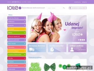 Lolle.pl - dekoracje okolicznościowe