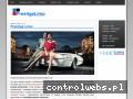 Screenshot strony prestigelimo.pl
