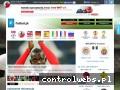 Screenshot strony futbol.pl