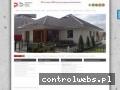 Screenshot strony www.prefabet-bb.com.pl